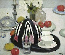 Margaret Preston making art from domestic life