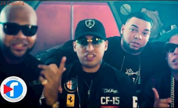 Simple - Ozuna, Cosculluela, Ñengo Flow, Baby Rasta & Gringo ( Video Oficial )