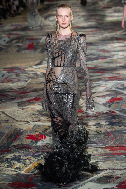 Alexander McQueen Spring/Summer 2017 Ready-To-Wear Collection   British Vogue