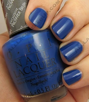 I like to channel my deepest desire's through OPI nail polish names meet: dating a royal.  yes please