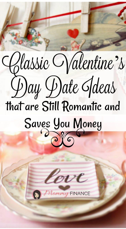 Klassische Valentinstag-Date-Ideen, die immer noch romantisch sind und Ihnen Geld sparen   – Gift Ideas for Any Occassion