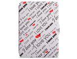"Обложка для Kindle Paperwhite ""I love you"""
