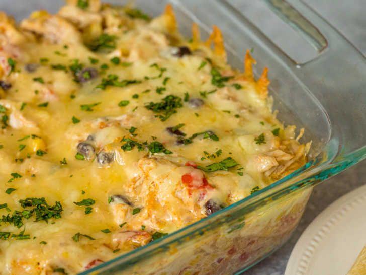 Fiesta Chicken Casserole Chicken Casserole Fiesta Chicken Filling Recipes