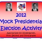 This age-appropriate election activity is perfect for students in grades K, 1, 2, or 3