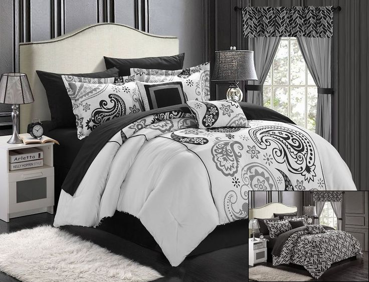 17 Best images about Bed In A Bag Comforter Sets on Pinterest ...