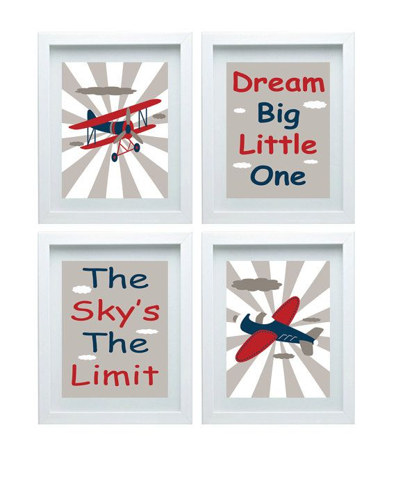 Airplane Wall Art best 25+ airplane wall art ideas on pinterest | airplane room