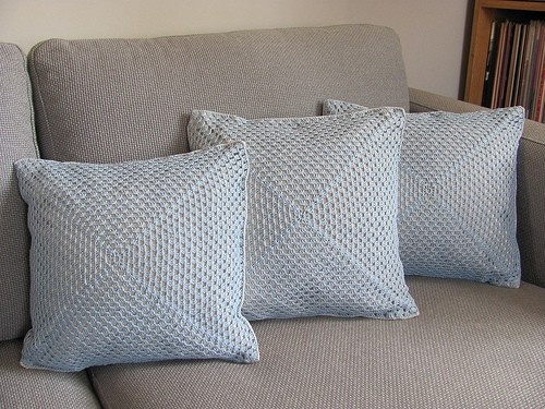 Making Pillow Covers Pleasing 71 Best Crochet Pillow Cover Patterns Images On Pinterest  Crochet Review