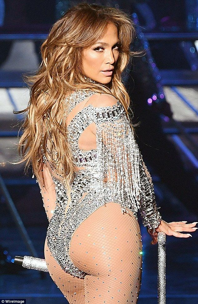 Don't worry music fans: Jennifer showcased her famous Booty when she returned to her Las V...