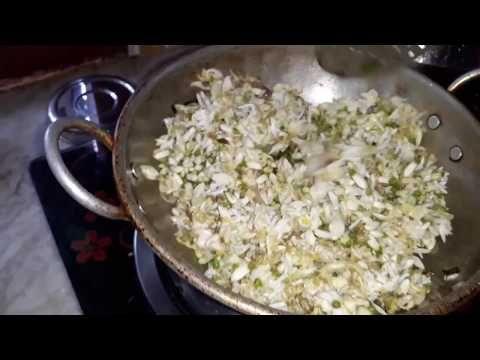 Murunga Poo Poriyal Drumstick Flower Recipes In Tamil Youtube Indian Food Recipes Recipes In Tamil Flower Food