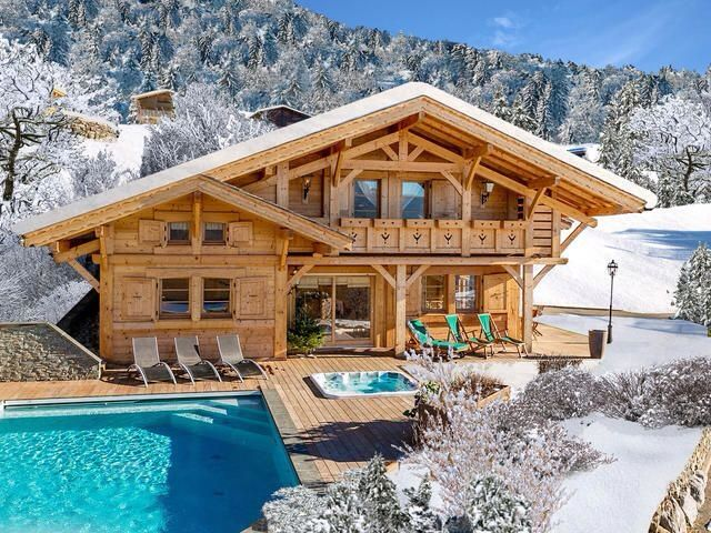 Location de Chalets with FERT Pure Snow