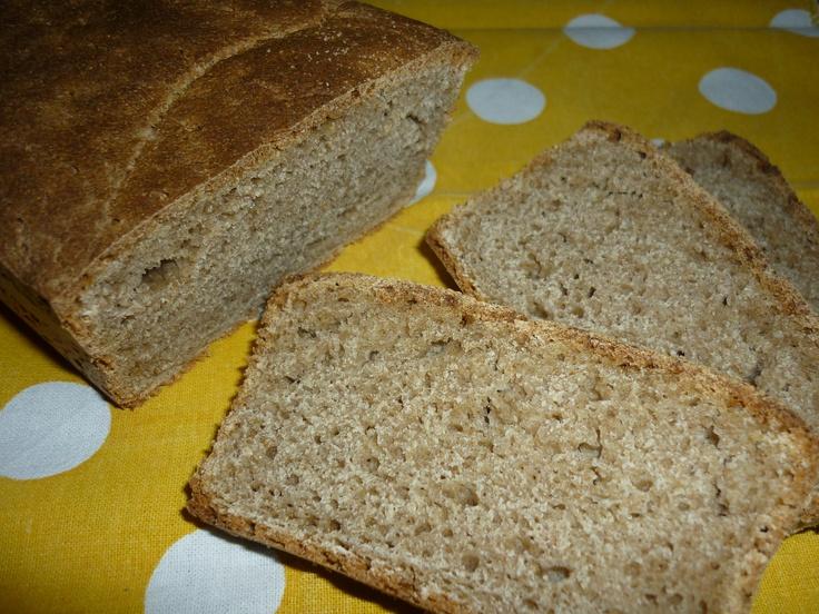 Four cereals bread with honey/Pane in cassetta ai quattro cereali e miele