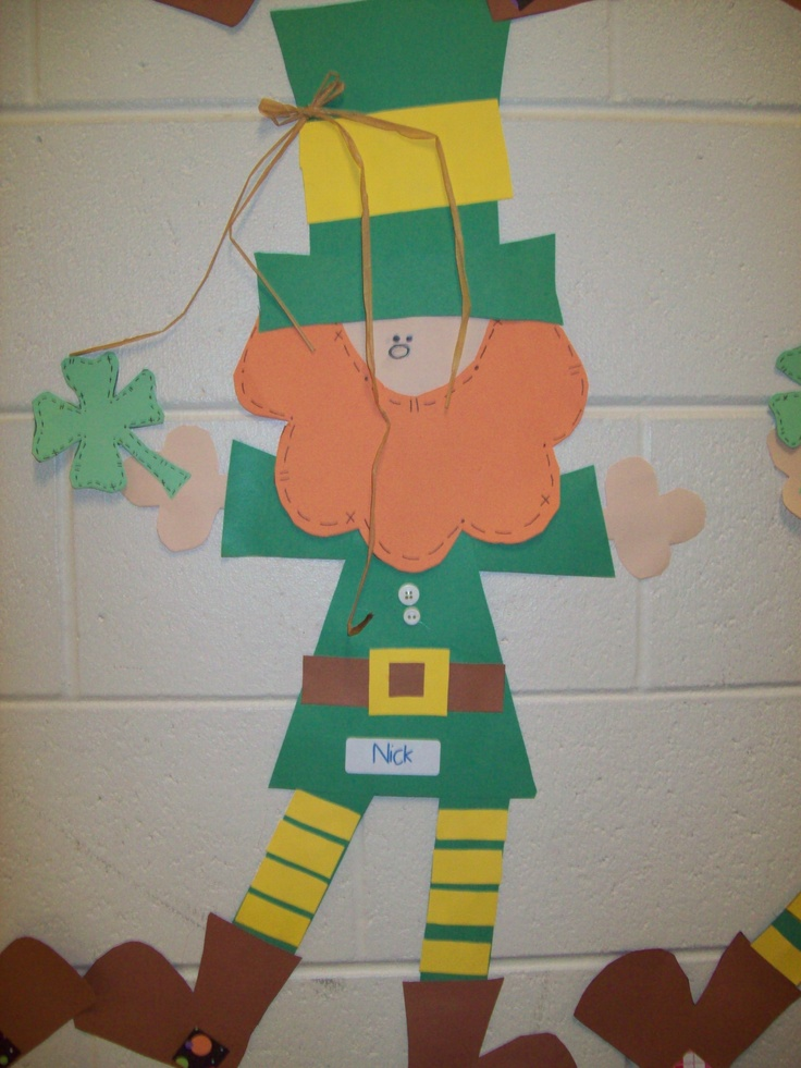Love my St. Pat's Glyphs from The Glyph Girls at Teachers Pay Teachers!  Thanks ladies!