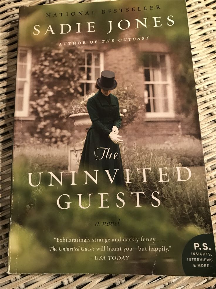 A fun English mystery (for a lack of a better genre description). The Uninvited Guests by Sadie Jones