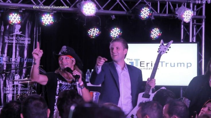 Transcript for  Eric Trump funneled charity money to his business: report  Now to that blockbuster new report raising questions about the trump organization and charity golf events that were meant to raise money for children with cancer. Our chief national correspondent Tom llamas is here with... - #Business, #Charity, #Eric, #Funneled, #Money, #Repo, #TopStories, #Trump