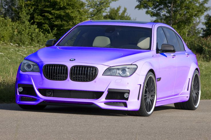 Purple BMW Car Pictures & Images