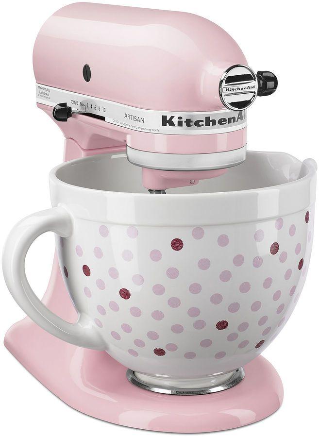 Kitchen Aid COOK FOR THE CURE KitchenAid 5-qt. Ceramic Bowl KSMCBNPD