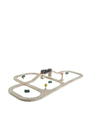 42% OFF PlanToys PlanCity Deluxe Train Set