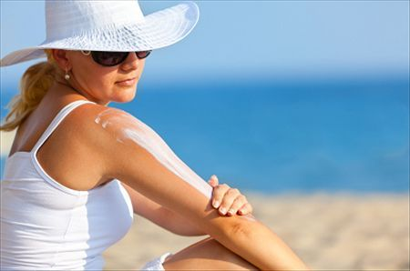 Many people think by having sunscreen on they are safe but you still need to be in shade and covered up. sunscreen does the bear minimal and only lasts a few hours
