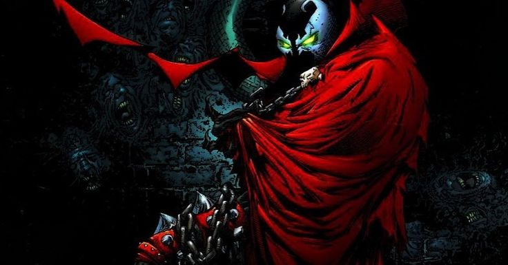 'SPAWN' Movie In The Works From 'GET OUT' Producers! *LINK IN BIO* #comicboiz #spawn #movie #film #like #love #follow