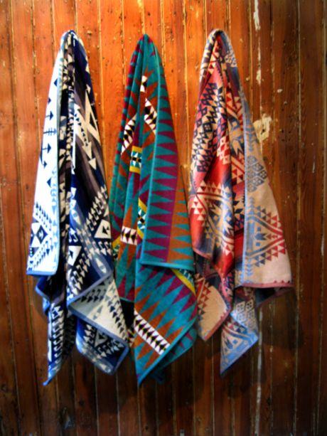 Pendleton Towels