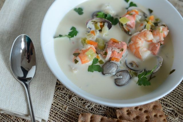 34 best scandinavian recipes images on pinterest for Best fish soup