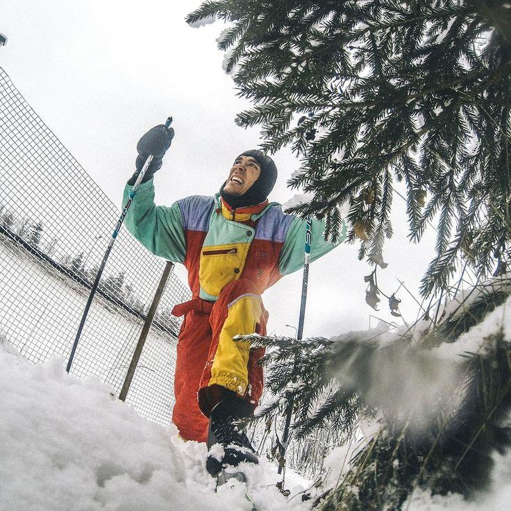 Успеть накататься до того как растает снег!  #ski #skiing #スキー #suusad #skiojn #skis #skidor #lyže #skije #sukset #лижі #лыжи #chang'ilar #narty #цана #slides #slēpes #스키 #滑雪板 #лыжа #ಹಮಹವಗಗಳ #игорьзакружных #шаңғылар #sci #esquís #თხილამურები #лыжы #դահուկների #gopro #лыжня