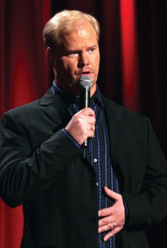 Jim Gaffigan. Another funny guy