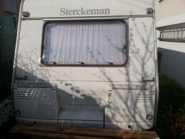 Caravane STERCKEMAN occasion - Classique - 4 places - 1994 - 3000 € - Deuil-la-Barre (Val-d'Oise) WV152318809