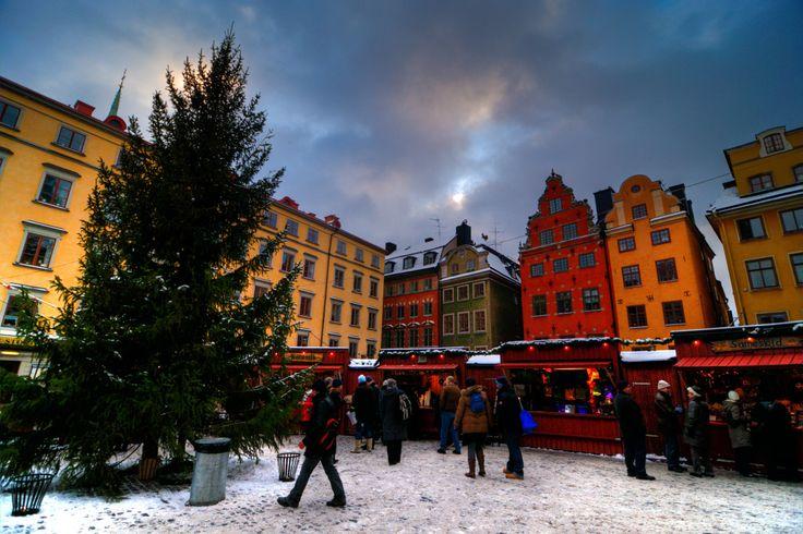 Julmarknader / Christmas Markets in Stockholm 2015 | Stockholm on a shoestring