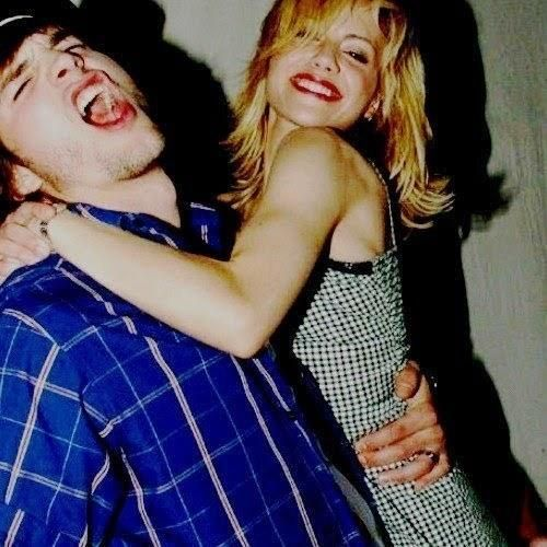 One of the happiest and carefree times of Brittany's life before her demise is the time she held with Ashton Kutcher. It gave her life..It gave him a heart and allowed him to open up and really care for an angel. there is a star in the universe with their names attached. * Aquarius & Cancer*