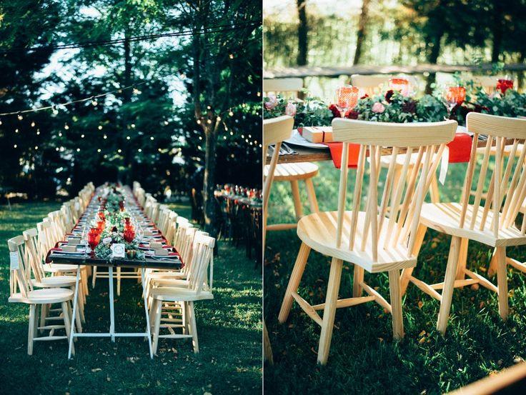 Portugal Destination Wedding Planning - Amor Pra Sempre - Make My Day Decoration Cadeira rabo de bacalhau