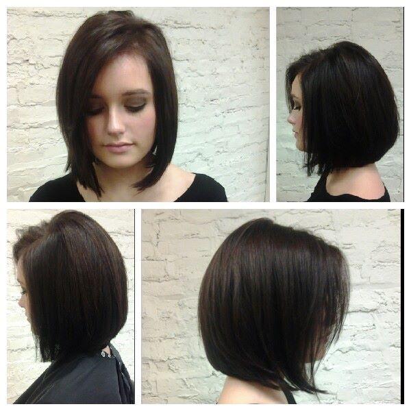 Long Graduated Bob | Zazu Hair | Pinterest | Bobs, Long ...