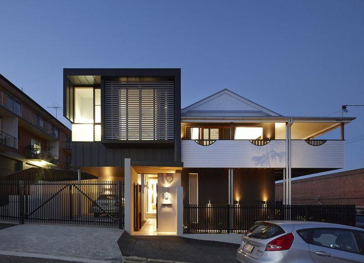 Boarding House  / Shaun Lockyer Architects
