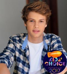 That Cute Boy Jace Norman! is Nominated for Favorite Male TV Star and for Favorite Kids Show Henry Danger at the #nicklodeon #KidsChoiceAwards2017 Hosted by John Cena