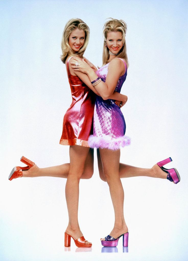 Romy and Michele. My favorite movie of all time! I need to get this on DVD
