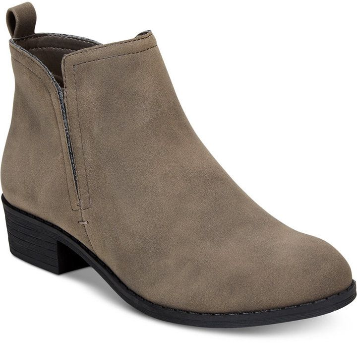 American Rag Cadee Ankle Booties, Created for Macy's Women's Shoes