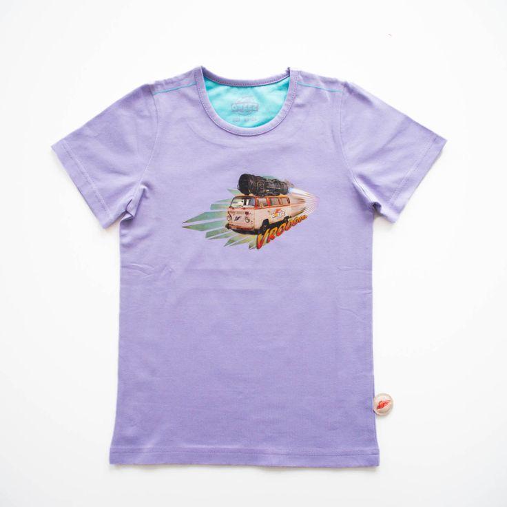 Sneller dan het licht in dit super coole Oteez shirt!