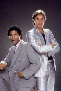 Miami Vice (1984) Poster!  I was so in love with Don Johnson!  I had to have the shoes and no socks!  :)