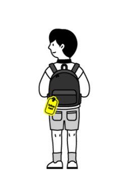 어뮤즈랩(AmuseLab),  어린이교통안전옐로카드, yellow card
