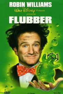 Robin Williams in Disney's movie Flubber (1997) from IMDB. #flubber #disneymovie I became a fan of him because of this movie. #RIPRobinWilliams thanks for giving the smile to every viewer and for being an inspiration to all.