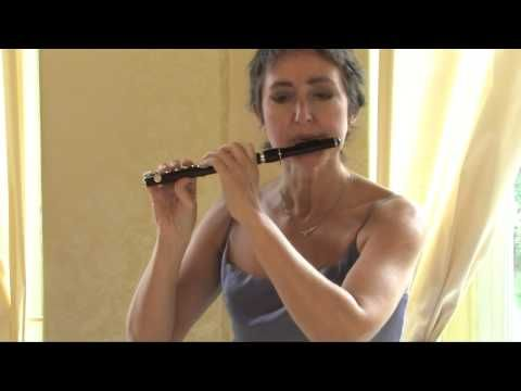 Daniel Dorff: TWEET for solo Piccolo flute - YouTube