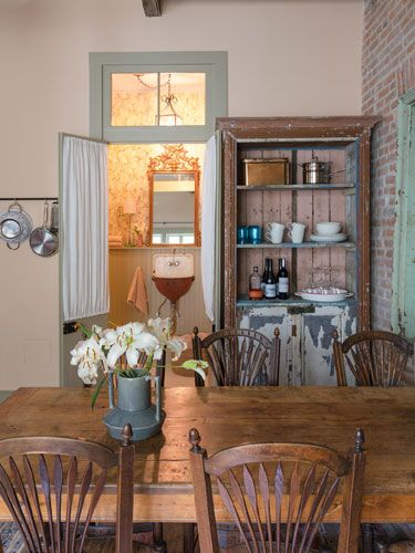 Logan Killen Interiors New Orleans Home   New Orleans Decorating Ideas    Country Living ~ Could