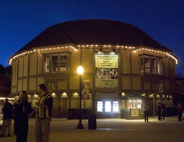 September is the end of summer outdoor performance season at San Diego's Old Globe Theatre. Go now or wait until next yera.