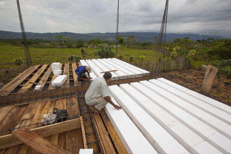 Galería de Perú: ONG construye prototipo de vivienda sostenible centrado en la recolección de las aguas-lluvia - 9