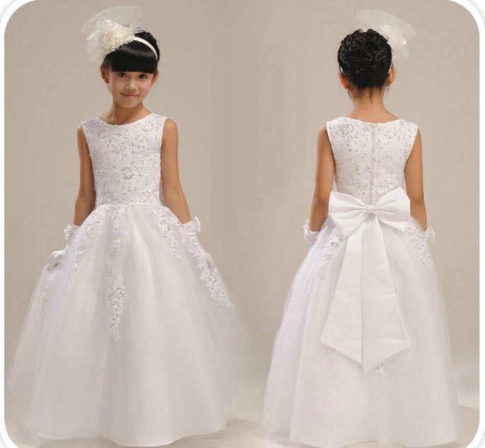robe blanche 14 ans cérémonie