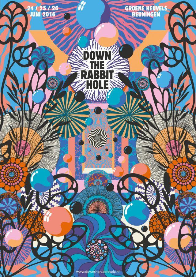 Down the Rabbit Hole 2016 | Merijn Hos | makersmgmt.com