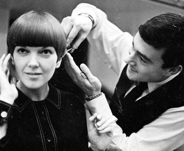 The Ingenious And Iconic Vidal Sassoon Gave The Bob A