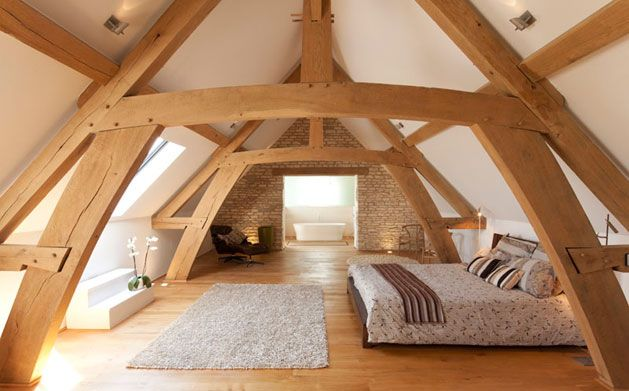 The Green Oak Carpentry Company: Oak Frame Houses