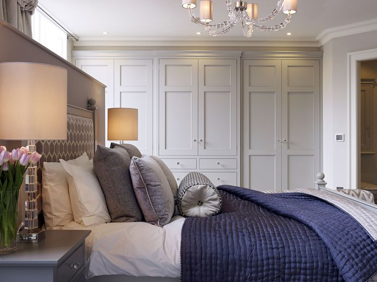 Bedroom 49844-The cabinetry