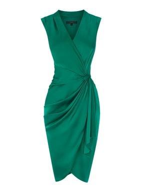 Coast Lavinia dress Emerald Green - House of Fraser I WANTTTT
